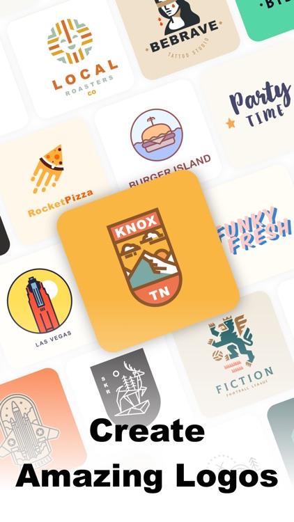 Logo Maker – Brand Logo Design screenshot-0