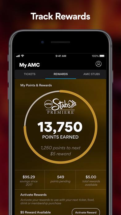 Amc Theatres review screenshots