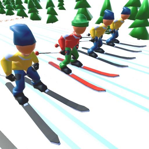 Ski Race 3D