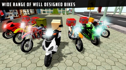City Courier Moto Delivery screenshot 1