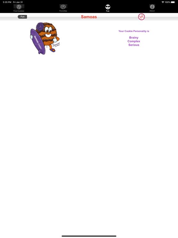 Girl Scout Cookie Locator screenshot 17