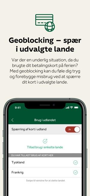 jyske bank spær kort