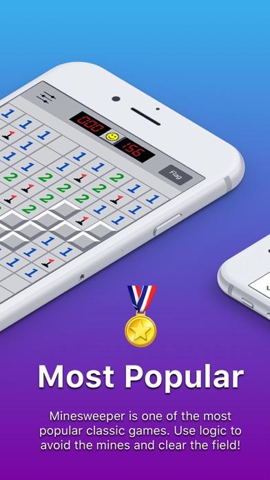 Minesweeper Classic Bomb Game ScreenShot1