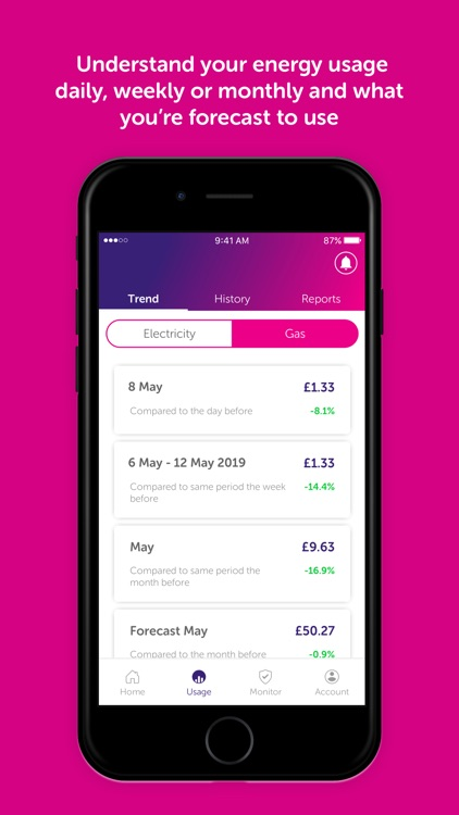 Be Connected - Bristol Energy screenshot-4