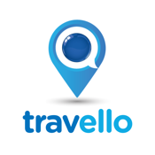 Travello - Travel Social Network & Trip Planner icon
