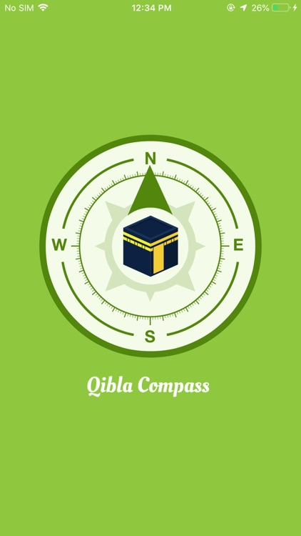 Qibla Compass Locator screenshot-0