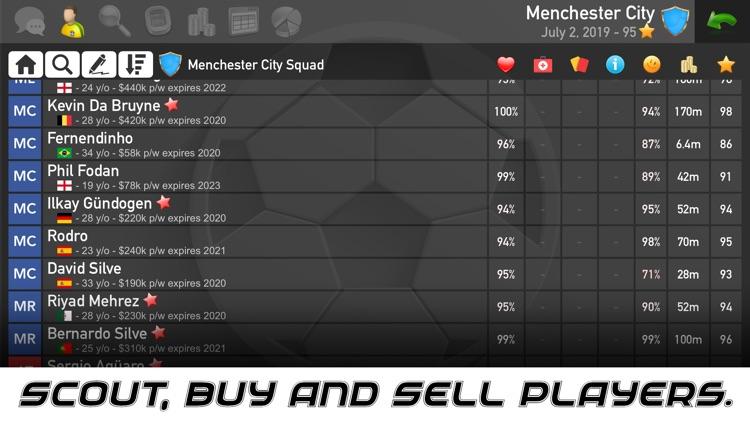 Football Owner 2 screenshot-3