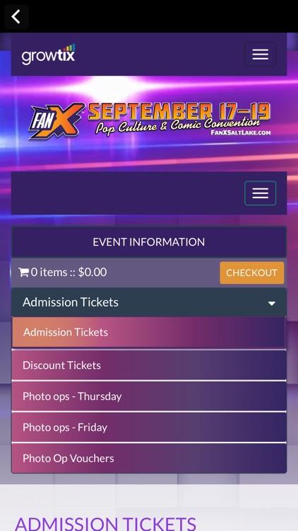 FanX Comic Convention 2020