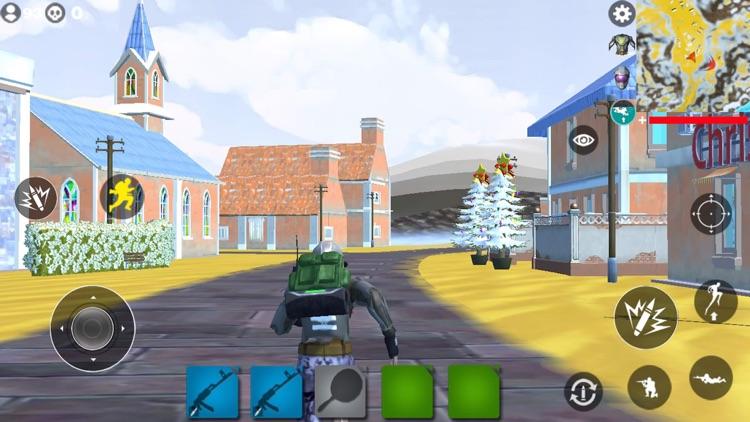 Battle Destruction screenshot-5