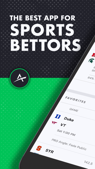 The Action Network: Sports App Screenshot