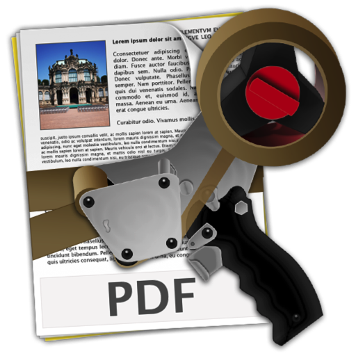 Combine PDFs for Mac