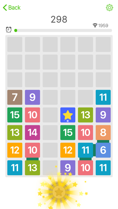 Block Puzzle: Merge Star screenshot 2