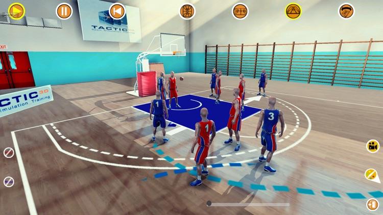 Basketball 3D playbook screenshot-0