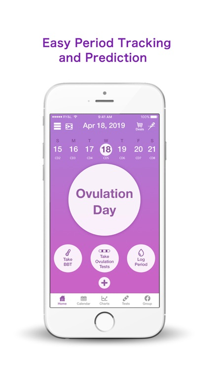Premom Ovulation Calculator screenshot-2