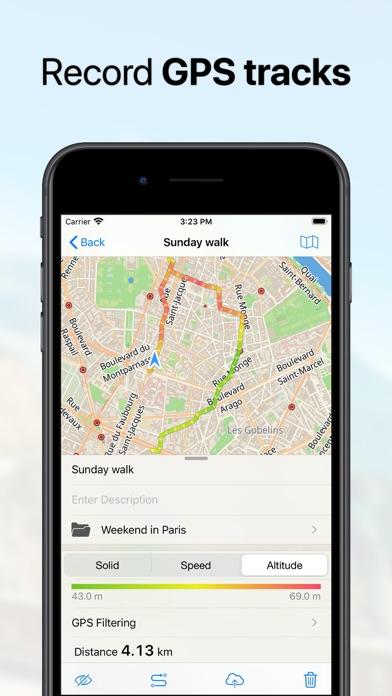 Guru Maps Screenshot