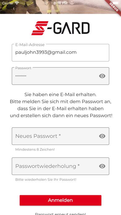 Screenshot of doku112 App