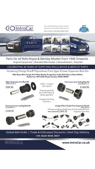 Rolls-Royce & Bentley Driver screenshot 2