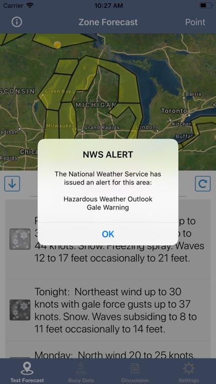 Great Lakes Boating Weather screenshot-7