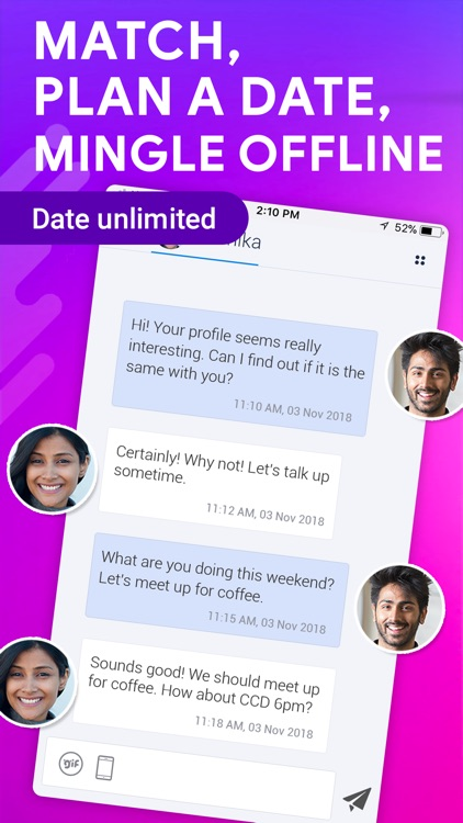 QuackQuack Indian Dating App screenshot-3