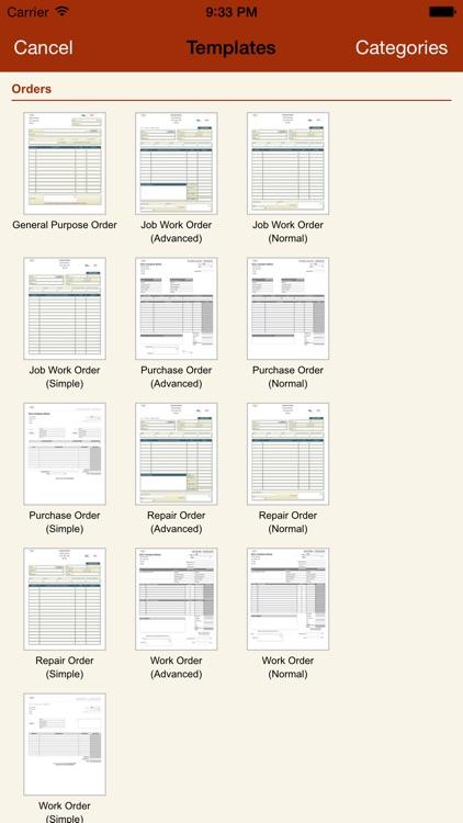 Forms-2-Go screenshot-0