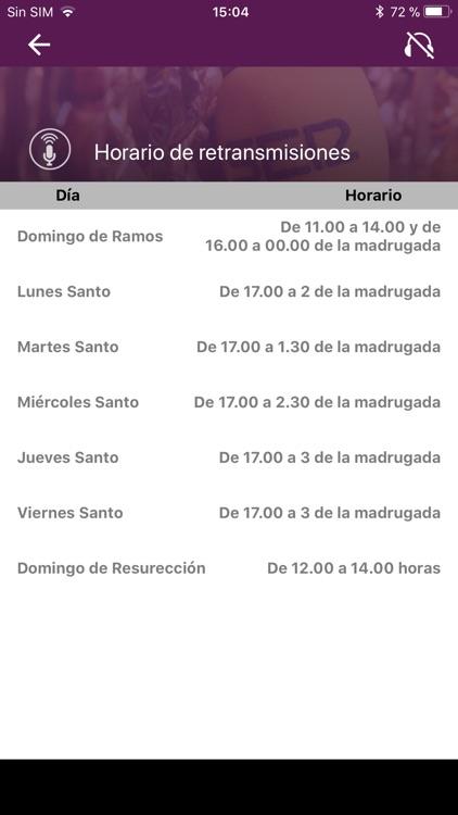 SER+COFRADE S. Santa de Málaga screenshot-4