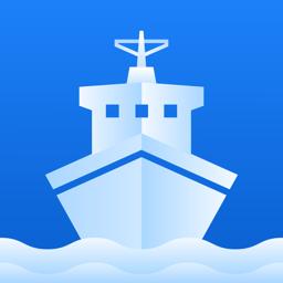 Ícone do app Vesselink - Ship Tracker