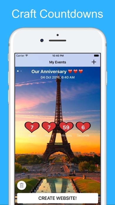 Herunterladen Countdown! Tage Zähler App für Pc