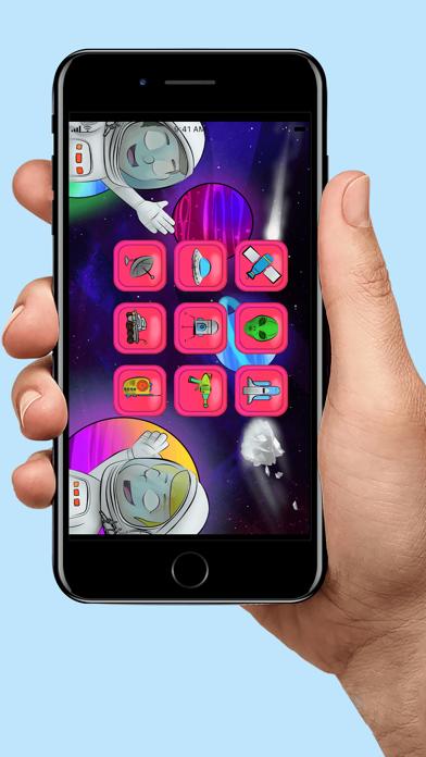 Screenshot of Lockitz! App