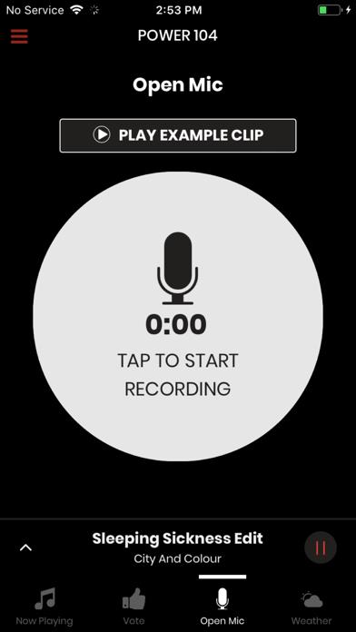 Power 104 Radio screenshot three