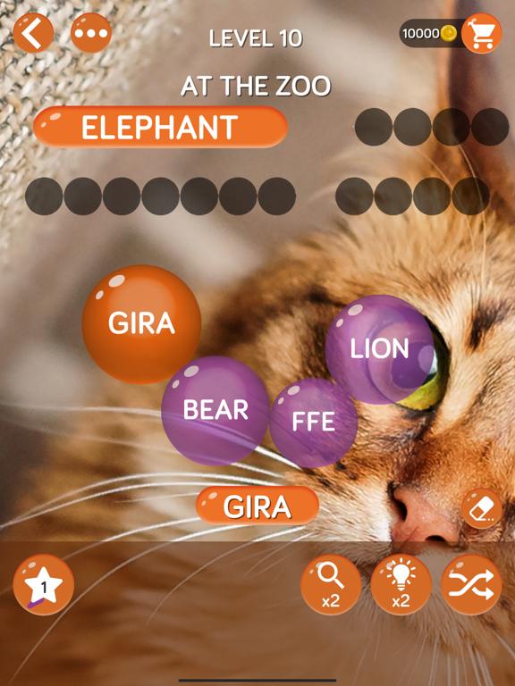 Word Pearls: Word Games screenshot 8