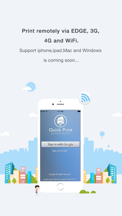 Quick Print Cloud for iPhone | App Price Drops