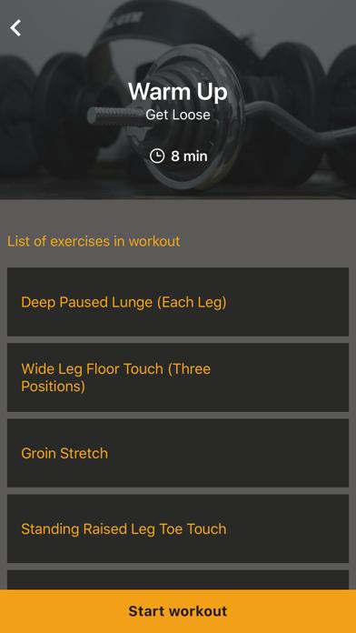 Family Hero Fitness screenshot 3