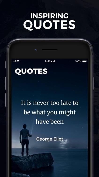 Motivate: Daily Motivation screenshot-5