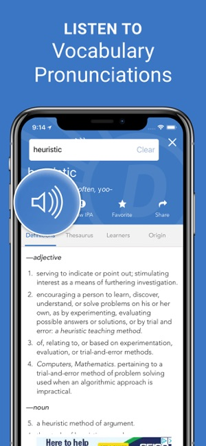 Dictionary com: English Words on the App Store