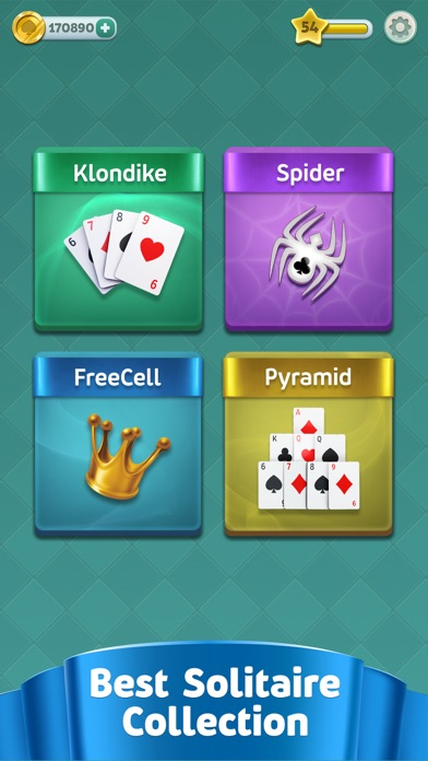 Magic Solitaire - Card Game på PC