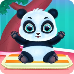 Panda Caring and Dress Up