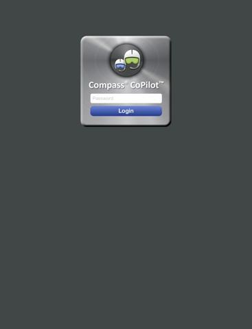 Compass CoPilot - náhled