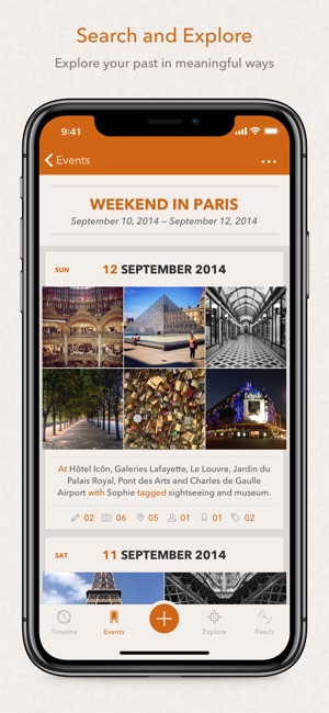Momento - Diary / Journal on the App Store