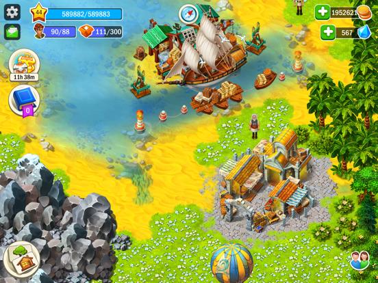 WORLDS Builder: Farm & Craft screenshot 10