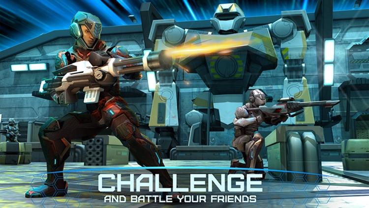Rivals at War: 2084