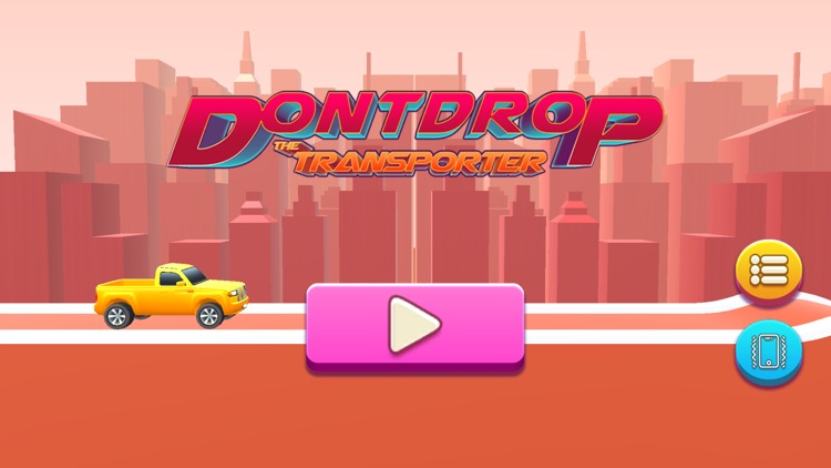 Dont Drop : The Transporter