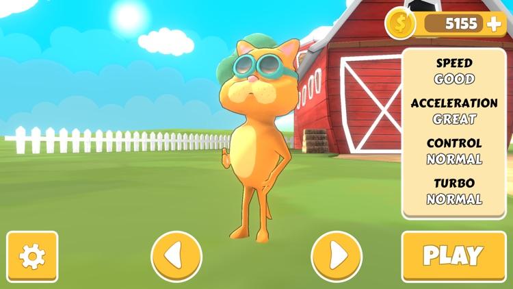 Pets & Planes - Air Race screenshot-3