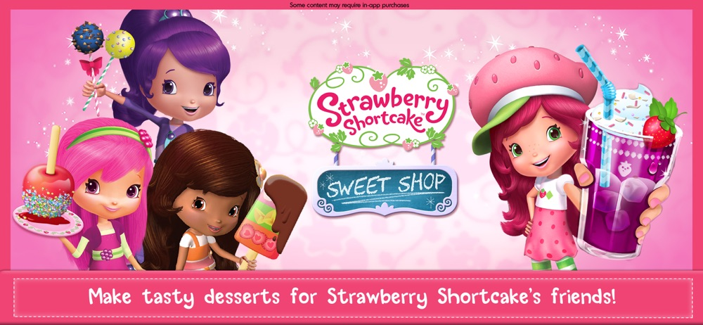 Strawberry Shortcake Sweets Cheat Codes