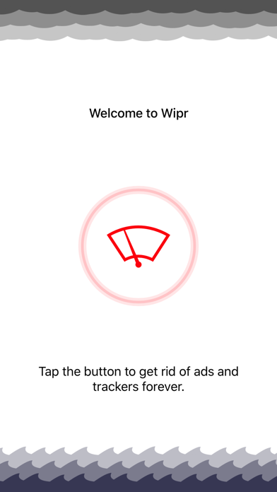 Screenshot for Wipr in Portugal App Store