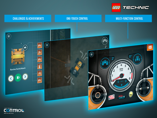 LEGO® TECHNIC® CONTROL+ screenshot 6