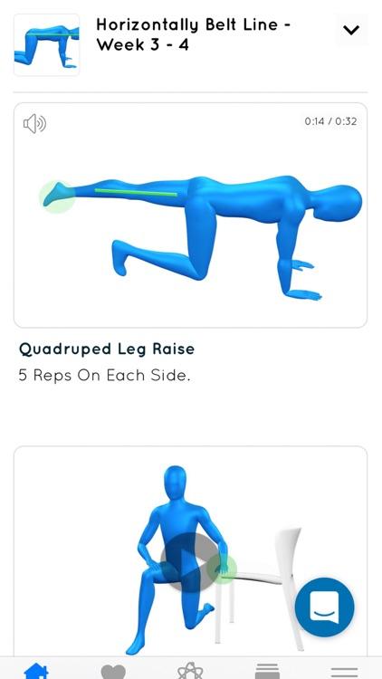 Back Pain Relief Exercises screenshot-8
