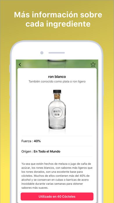 Screenshot for Cocktail Flow in Peru App Store
