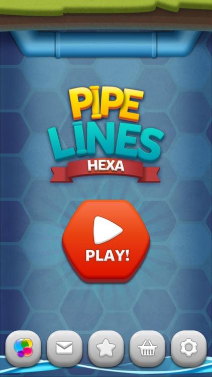 Pipe Lines : Hexa screenshot-0