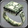 Dollar Ring Origami - iPhoneアプリ