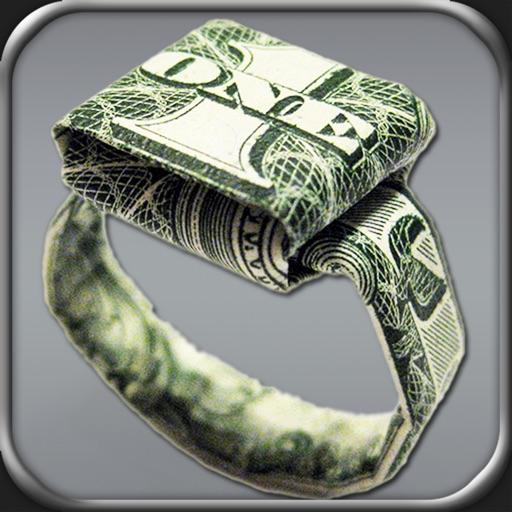 Dollar Ring Origami